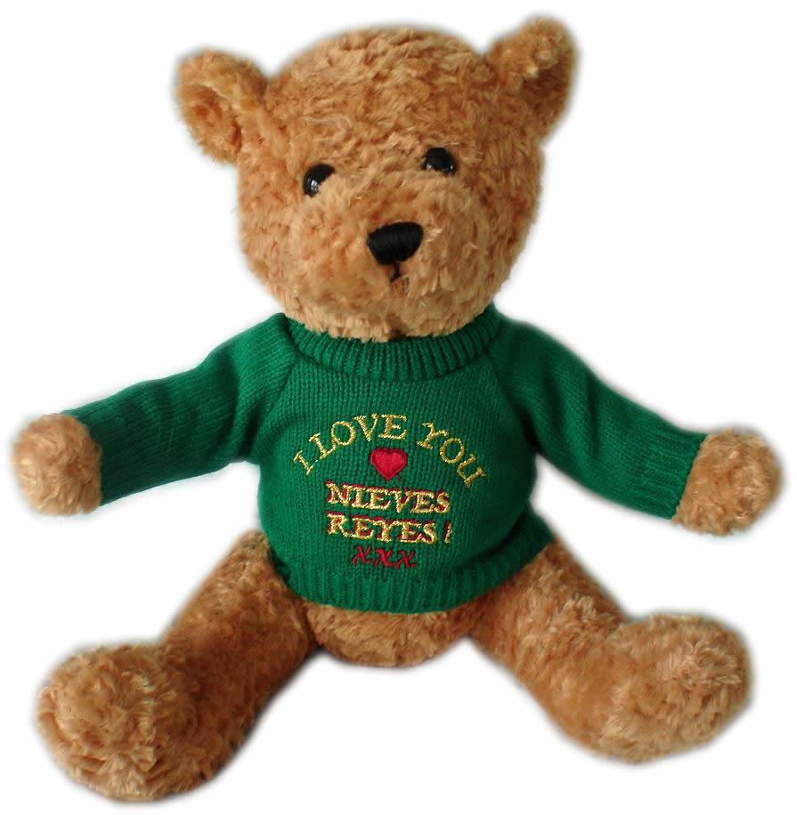 Personalized Bear Sweater 77