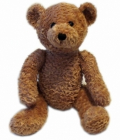 "Funky Bear ""Honey"" - Personalized Teddy Bear with Hoodie"