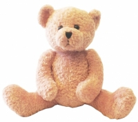 Design-a-Bear Pinky - Personalized Teddy Bear with Knitted Top