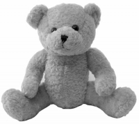 Design-a-Bear Sterling - Personalized Teddy Bear with Knitted Top